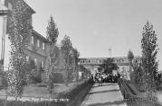 Skolen i 1926. Fotograf J.H. Küenholdt A/S. Fra skolens arkiv.