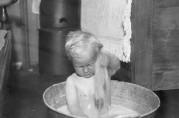 Foto: Enoch Djupdræt, ukjent dato. Billedsamlingene, Universitetet i Bergen.