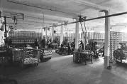 UBB-KK-N-376/020 Fotograf: Atelier KK. Interiør fra Fagerheims fabrikker A/S 1933. Billedsamlingen UiB.