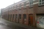 Fabrikkenbygningen til Union i Damsgårdsveien 37. Foto fra 2011.