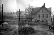 Slik Nordre bygg og anneks så ut i 1971. Arkivet etter Bergens Arbeiderblad, Bergen Byarkiv.
