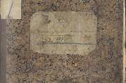 Protokoll fra 1867 som inneholder oversikt over alle eiendommer, deres eiere, antatt verdi og skattlegging. Årstad formannskap A-0251 Hj 1.