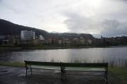 Stemningsbilde. Slettenparken 2007. Foto Vibeke Nordang. Seksjon informasjon. Fotostation, Bergen kommune.