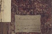 Regnskapsprotokoll for Årstad kommune, Fattigvesenet 1846-1883. Arkivet etter Årstad kommune, Fattigvesenet, Bergen Byarkiv (BBA-0254-R/1).