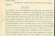 Avskrift av Midhordland skjøte- og pantebok for 1872 fra 1942
