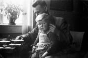 Fotograf: Leif M. Endresen, 1944. Universitetsbibliotekets billedsamlinger.