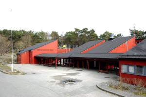 Bjørndalsskogen skole. Fotograf: Marius Solberg Anfinsen. Seksjon informasjon, Bergen kommune.