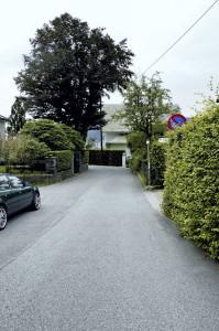 Blaauws vei er oppkalt etter kjøpmann Herman Blaauw (1830–1921).