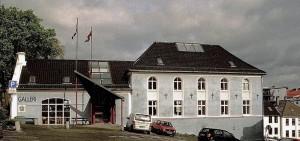 Hordaland kunstsenter i Klosteret 17, den gamle Grønneskolen. Fotograf: Norvall Skreien.