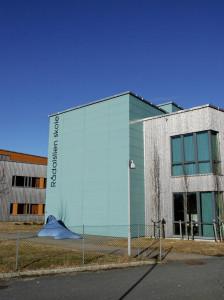 Rådalslien skole ble innviet i 2008, og var fullt utbygd i 2010. Arkitekter, Bjørk & Bjørge AS.