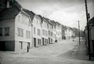Wesselengen ble bygd ut i hurtig tempo fra 1870-tallet av arbeidere og håndverkere.