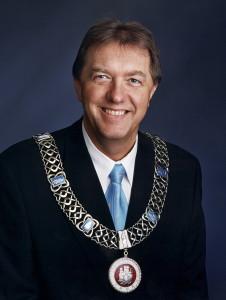 Gunnar Bakke. Ordfører i Bergen 2007-2011.