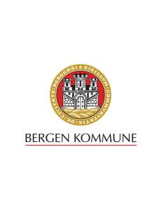 Kommunevåpen for Bergen.