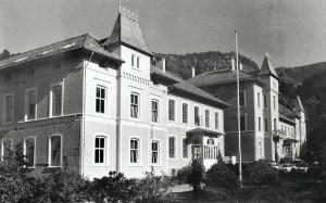 Sandviken sykehus åpnet i 1891, under navnet Neevengaarden. Sykehuset fikk sitt nåværende navn i 1978.