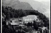 Dr. Martens sykehus i Hatleveien, 1963. Ukjent fotograf.