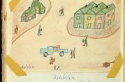 13. februar 1937 ble barna i 4. klasse enige om å starte en klasseavis. Oppfordringen til bidragsyterne var klar: Alle må skrive så pent og morsomt, av vi kan ha glede av og høre det oplest.