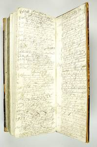 Fra Bergens eldste bevarte borgerbok, 1551-1751.