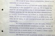 Kopi av innstilling om Berners plan fra Tilsynskomiteen for byens utseende til 2. rådmann datert 20.09.1922. Arkivet etter Tilsynsrådet for byens utseende (A-0435, D:1)