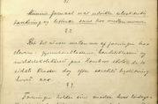 Munins lover fra 1890. Arkivet etter Munin. Klikk på bildet for å lese alle paragrafene.